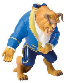 Bullyland Beauty and the Beast - Beast - 10cm