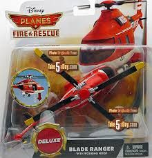 Planes Fire And Rescue Blade Ranger