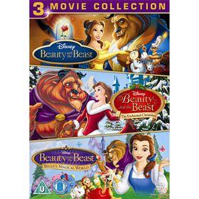 Beauty & The Beast 1-3 Box Set (DVD)