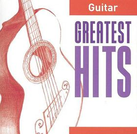 Guitar - Greatest Hits - Various Artists (CD)
