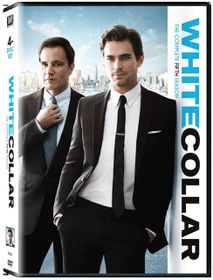White Collar Season 5 (DVD)