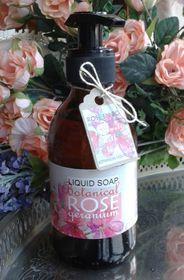 Rose en Bos Rose Geranium Liquid Soap - 200ml