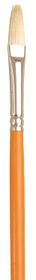 Dala 857 Interlocked Filbert Paint Brush No. 0