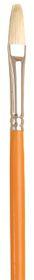 Dala 857 Interlocked Filbert Paint Brush No. 2