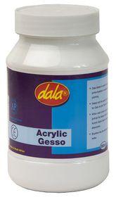 Dala Acrylic Gesso - 500ml Jar