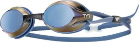TYR Velocity Metallized Racing Goggles