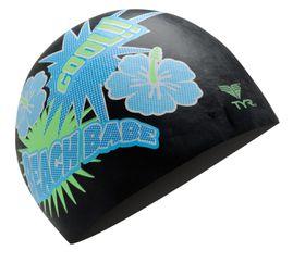 TYR Beach Babe Silicone Swimming Cap