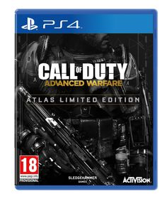 Call Of Duty Advanced Warfare Atlas Limited Edition (PS4)