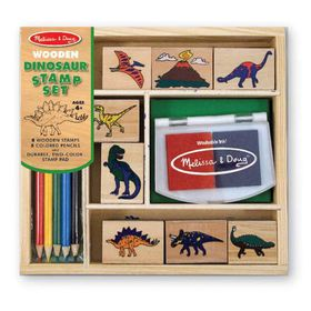 Melissa & Doug Dinosaur Stamps