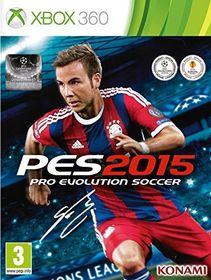 PES 2015 (Xbox360)