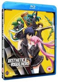 Aesthetica of a Rogue Hero: The Complete Series (Import Blu-ray)