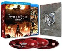 Attack On Titan: Part 1 (Import Blu-ray)