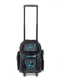 Longboard Top Opening Boys Pin School Trolley - Black and Blue