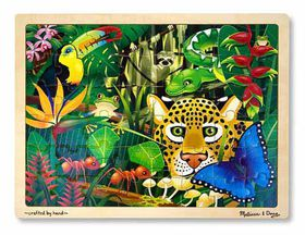 Melissa & Doug Rainforest - 48 Piece