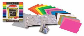 Melissa & Doug Origami Paper 6 Inches x 6 Inches