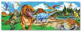 Melissa & Doug Land of Dinosaurs - 48 Piece