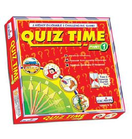 Creatives Toys Quiz Time 1