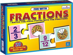 Creatives Toys Fun with Fractions
