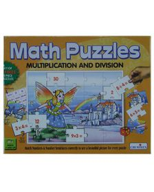 Creatives Toys Maths Puzzle Multi - Division