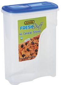 Addis - Fresh Stuff Cereal Storer - 4 Litre