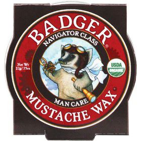 Badger Mustache Wax - 21 Grams