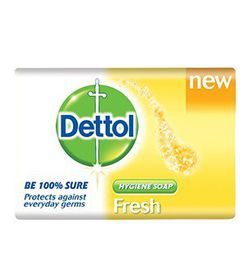 Dettol Soap Fresh - 90g