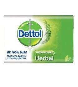 Dettol Soap Herbal - 90g