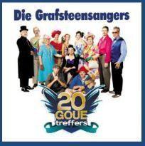 Die Grafsteensangers - 20 Goue Treffers (CD)