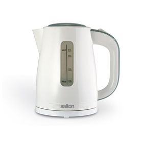 Salton - 1.7 Litre Cordless Kettle - White