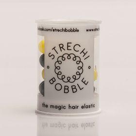 Strechi Bobble - Yellow & Black