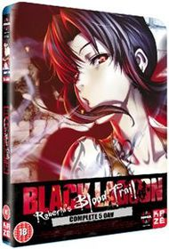 Black Lagoon: Roberta's Blood Trail (Import Blu-ray)