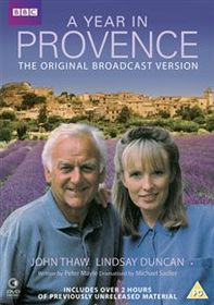 A Year in Provence (Import DVD)