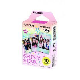 Fujifilm Instax Mini Film Shiny Star Film Pack of 10