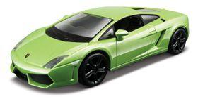Bburago 1/32 Lamborghini Gallardo LP560-4 - Street Fire - Green