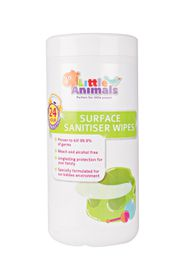 Little Animals - Surface Sanitiser Wipes