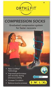 Orthofit Compression Sport Socks - Small