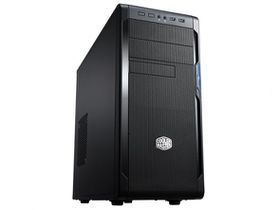 Cooler Master N300 Black ATX PC Chassis