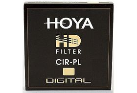 Hoya 77mm HD Circular Polariser Filter