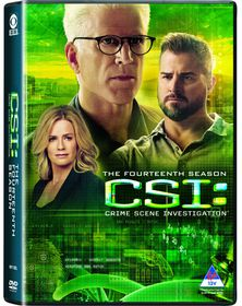 CSI Las Vegas Season 14 (DVD)