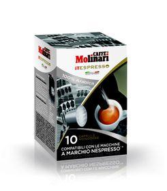 Caffe Molinari Qualita Gourmet 100% Arabica Blend
