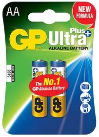 GP Batteries 1.5V AA Alkaline Ultra Plus Batteries