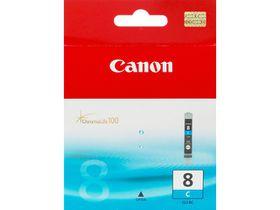 Canon CLI-8C Printer Ink Cartridge - Cyan