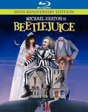 Beetlejuice Deluxe Edition - (Region A Import Blu-ray Disc)