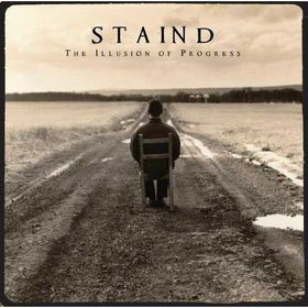 Staind - The Illusion Of Progress (CD)