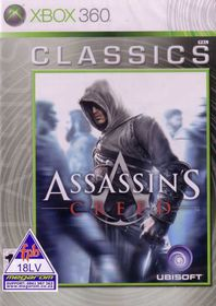 Assassins Creed (Xbox 360 Classics)
