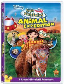 Little Einsteins Mission Animal Expedition (DVD)