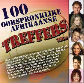100 Oorspronklike Afrikaans Treffers 2 - Various Artists (CD)