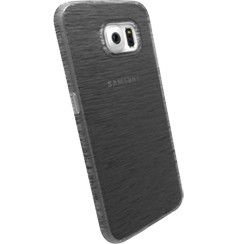 Krusell FrostCover for Samsung Galaxy S6 - Transparent Black