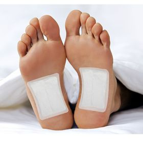 Homemark Remedy Blue Detox Foot Patches