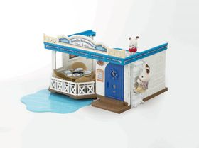 Sylvanian Family Seaside Restaurant